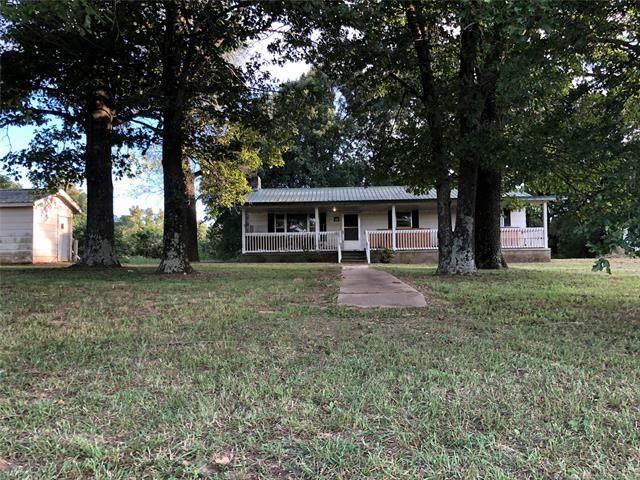 102354 S 4230 Road, Checotah, OK 74426 (MLS #2132143) :: Active Real Estate