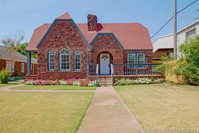 1510 S College Avenue, Tulsa, OK 74104 (MLS #2132146) :: Owasso Homes and Lifestyle