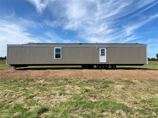 00874 Mobile Road, Healdton, OK 73438 (MLS #2132158) :: Hopper Group at RE/MAX Results