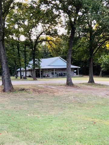 4046 Bluebird Lane, Marietta, OK 73448 (MLS #2132205) :: Hopper Group at RE/MAX Results
