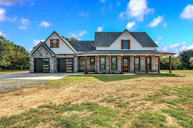 112 Blackberry Lane, Durant, OK 74701 (MLS #2132242) :: Active Real Estate