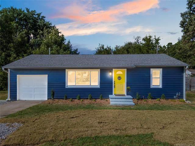 814 E 11th Street, Claremore, OK 74017 (MLS #2132251) :: 918HomeTeam - KW Realty Preferred