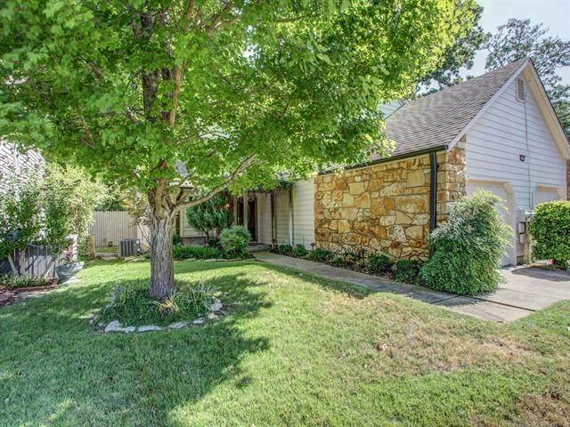 1009 E 33rd Place S A, Tulsa, OK 74105 (MLS #2132255) :: Owasso Homes and Lifestyle