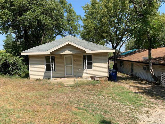 908 W Maple Street, Barnsdall, OK 74002 (MLS #2132277) :: Active Real Estate