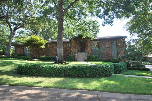 1330 Evergreen Drive, Bartlesville, OK 74006 (MLS #2132282) :: Active Real Estate