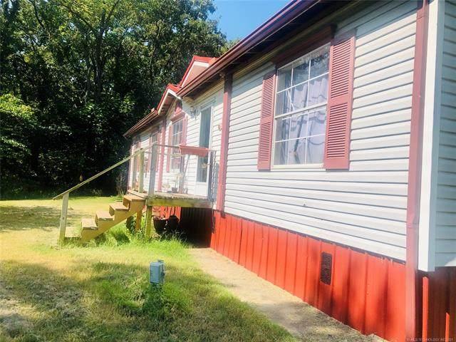 4091 S 85th Street E, Muskogee, OK 74403 (MLS #2132301) :: Owasso Homes and Lifestyle