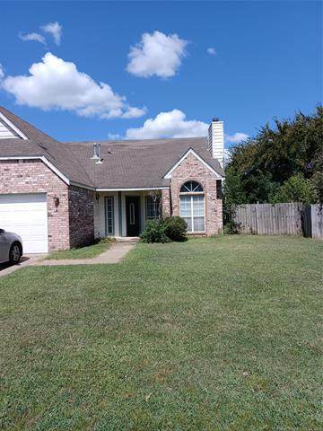 26961 E 118th Street S, Coweta, OK 74429 (MLS #2132343) :: Active Real Estate