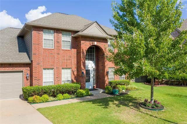 7319 E 91st Place, Tulsa, OK 74133 (MLS #2132345) :: Owasso Homes and Lifestyle