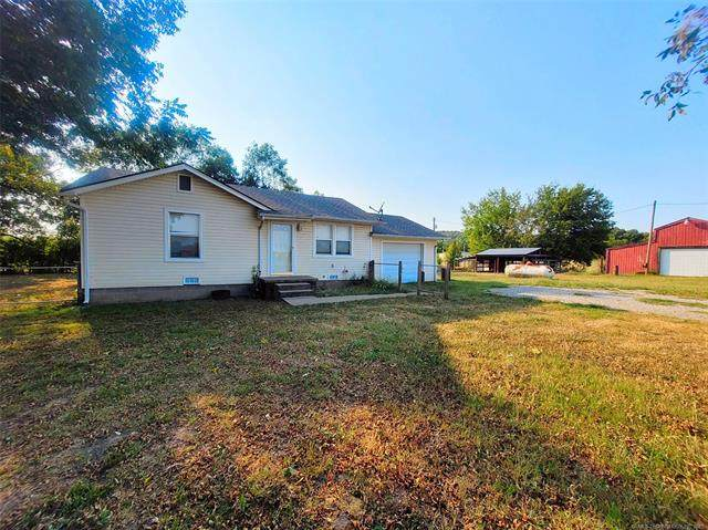 11860 N 68th West Avenue, Sperry, OK 74073 (MLS #2132353) :: Hopper Group at RE/MAX Results