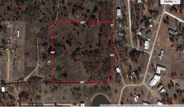 Cobb, Kingston, OK 73439 (MLS #2132371) :: Active Real Estate