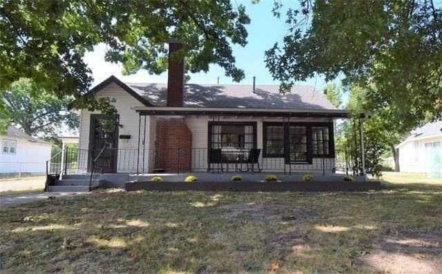 114 S Rowe Street, Pryor, OK 74361 (MLS #2132372) :: Active Real Estate