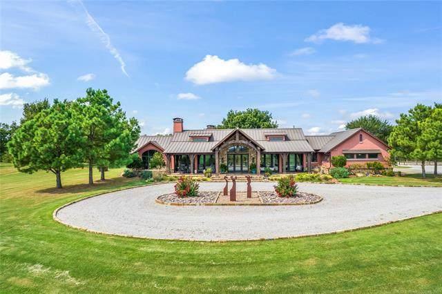 18700 Slick Road, Kellyville, OK 74039 (MLS #2132416) :: Active Real Estate