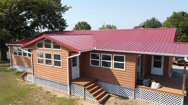 24355 S Highway 48 Highway, Bristow, OK 74010 (MLS #2132419) :: Active Real Estate