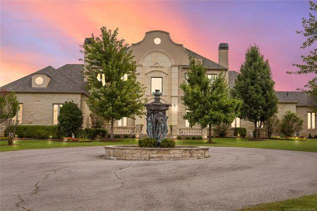 12601 S Elwood Avenue W, Jenks, OK 74037 (MLS #2132422) :: Active Real Estate