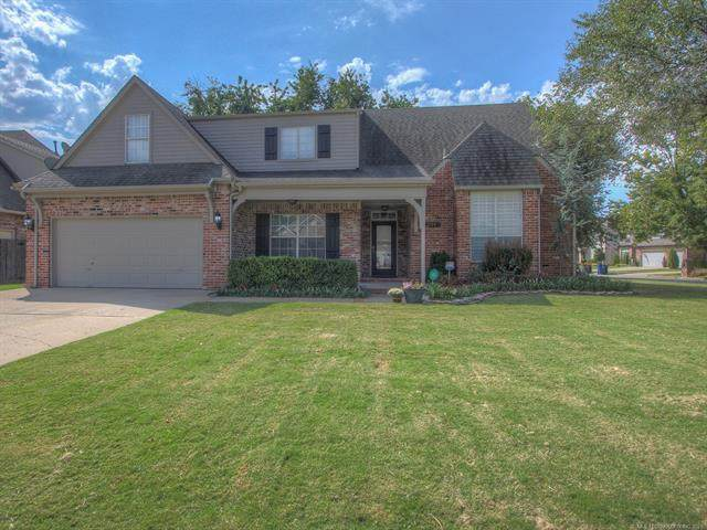 2910 E 101st Place, Tulsa, OK 74137 (MLS #2132426) :: Hopper Group at RE/MAX Results