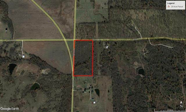 N 3950 Road, Ramona, OK 74061 (MLS #2132431) :: Active Real Estate