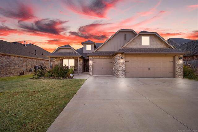 10415 S 226th East Avenue, Broken Arrow, OK 74014 (MLS #2132454) :: Hopper Group at RE/MAX Results