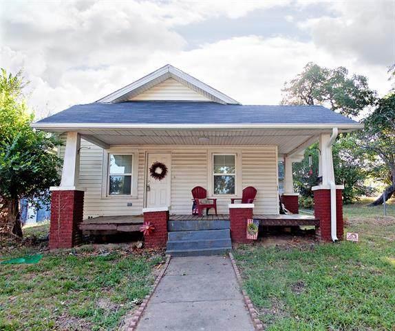 1107 N Garfield Avenue, Sand Springs, OK 74063 (MLS #2132473) :: Active Real Estate