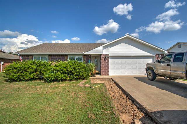 310 N Beamon, Oktaha, OK 74450 (MLS #2132484) :: Owasso Homes and Lifestyle
