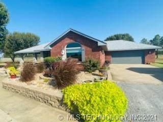 1709 NE Graham Street, Pryor, OK 74361 (MLS #2132485) :: Active Real Estate