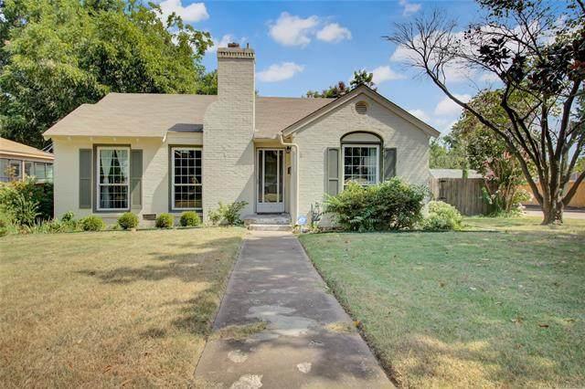 1347 S Oswego Avenue, Tulsa, OK 74112 (#2132510) :: Homes By Lainie Real Estate Group