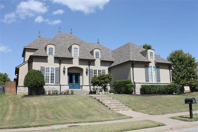 11222 S 73rd East Avenue, Bixby, OK 74008 (MLS #2132513) :: Hopper Group at RE/MAX Results