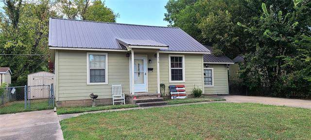 310 N Sawyer Street, Pryor, OK 74361 (MLS #2132519) :: Active Real Estate
