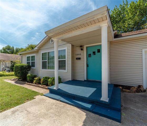 1305 S 3rd, Mcalester, OK 74501 (MLS #2132523) :: Active Real Estate