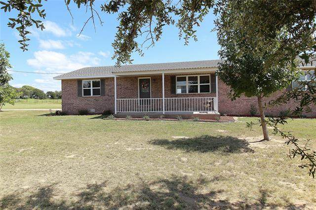 11785 Thompson Road, Kingston, OK 73439 (MLS #2132542) :: Active Real Estate