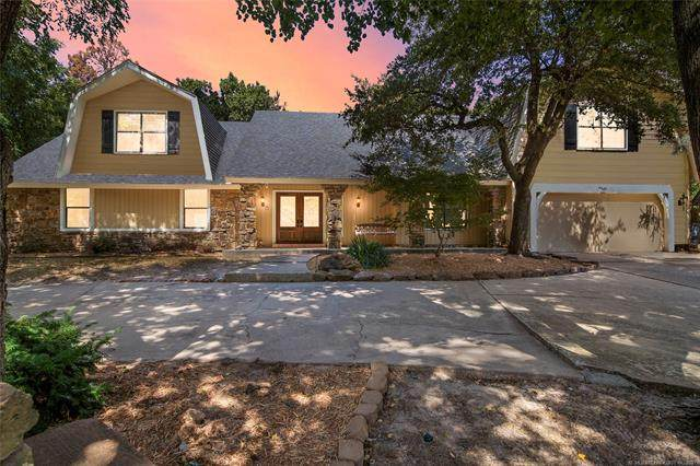 4243 E 104th Street, Tulsa, OK 74137 (MLS #2132543) :: Active Real Estate