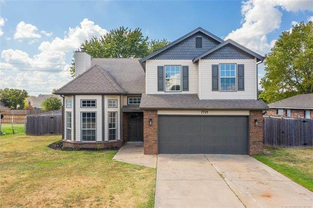7714 N 130th East Avenue, Owasso, OK 74055 (MLS #2132545) :: Hopper Group at RE/MAX Results