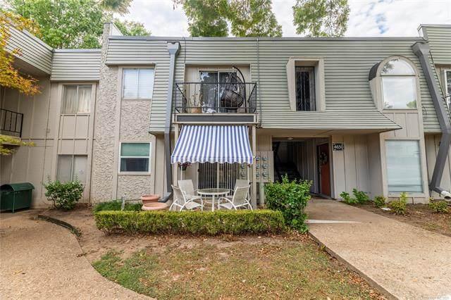 4650 E 68th Street E #181, Tulsa, OK 74136 (MLS #2132568) :: Active Real Estate