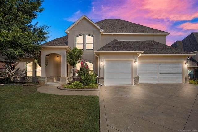 3315 W 110 Street, Jenks, OK 74037 (MLS #2132569) :: Active Real Estate