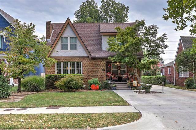 1339 E 36th Place, Tulsa, OK 74105 (MLS #2132571) :: 918HomeTeam - KW Realty Preferred