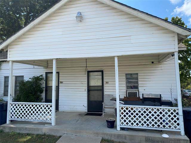501 S Turner, Ada, OK 74820 (MLS #2132579) :: Active Real Estate