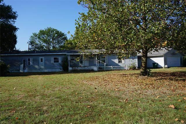 1620 E 168th Street North, Skiatook, OK 74070 (MLS #2132581) :: Active Real Estate