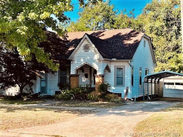 621 N Beard, Ada, OK 74820 (#2132584) :: Homes By Lainie Real Estate Group