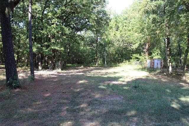 Beavers Bend Road, Checotah, OK 74426 (MLS #2132623) :: Active Real Estate