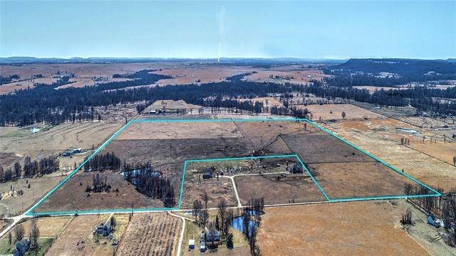 Happy Camp Road, Beggs, OK 74421 (MLS #2132634) :: Owasso Homes and Lifestyle