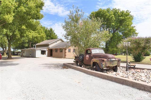 19505 Watts Road, Morris, OK 74445 (MLS #2132638) :: Owasso Homes and Lifestyle