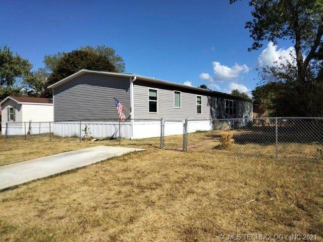 644 Osage Place, Mannford, OK 74044 (MLS #2132671) :: Active Real Estate