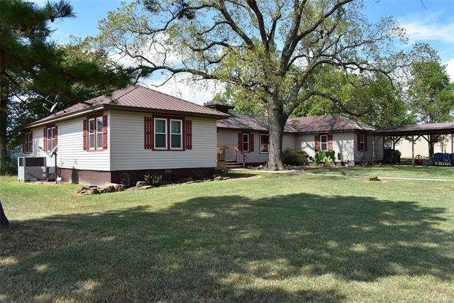 20777 W Sixshooter Road, Cookson, OK 74427 (MLS #2132681) :: Owasso Homes and Lifestyle