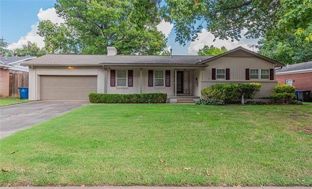 5319 S Toledo Avenue, Tulsa, OK 74135 (MLS #2132727) :: 918HomeTeam - KW Realty Preferred