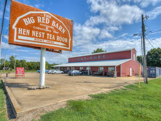 2001 S Hwy 69 Highway, Wagoner, OK 74467 (MLS #2132734) :: Hopper Group at RE/MAX Results