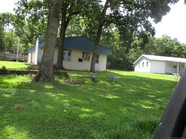 3161 W Hickory Hills Drive, Hulbert, OK 74441 (MLS #2132739) :: Owasso Homes and Lifestyle