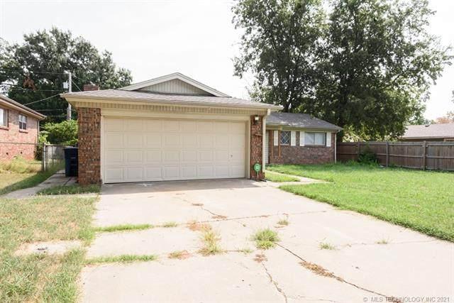 3189 S 89th Avenue E, Tulsa, OK 74145 (MLS #2132754) :: Owasso Homes and Lifestyle