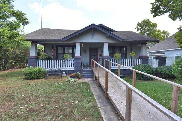 501 S Muskogee Street, Sapulpa, OK 74066 (MLS #2132757) :: Active Real Estate