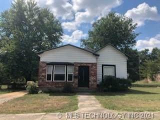 314 E Monroe Avenue, Mcalester, OK 74501 (MLS #2132760) :: Active Real Estate