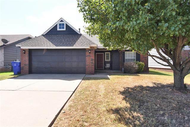 3527 E Berkeley Street, Broken Arrow, OK 74014 (MLS #2132768) :: Active Real Estate