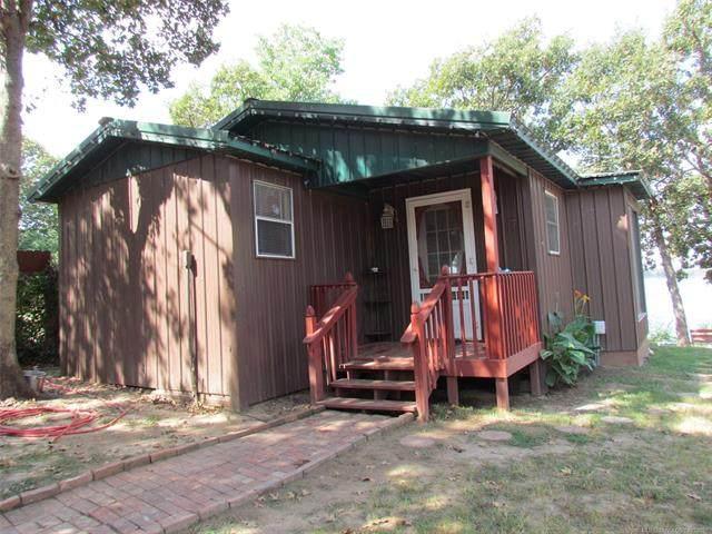 107610 S 4165 Road, Checotah, OK 74426 (MLS #2132778) :: Active Real Estate